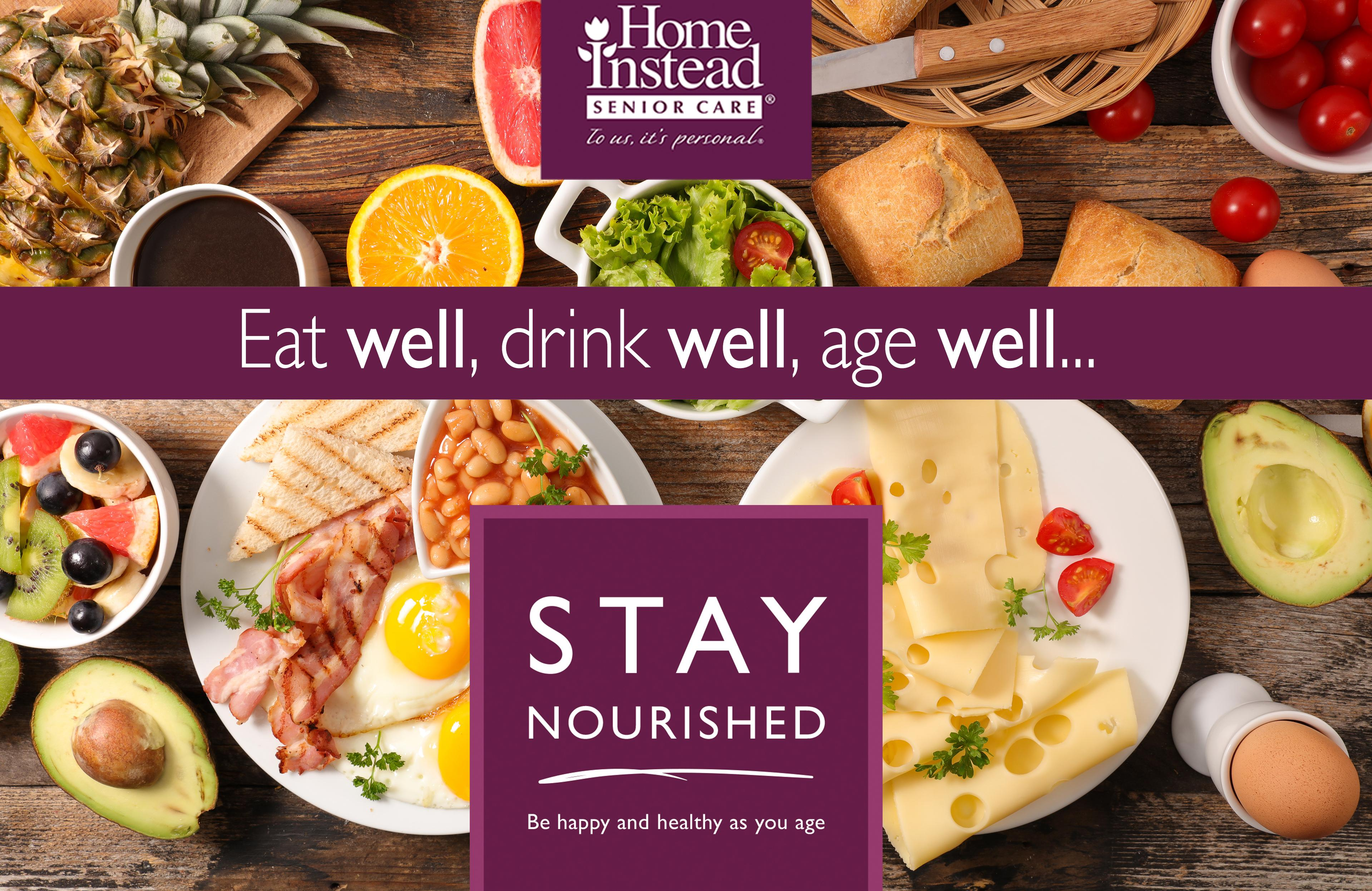 Eat Well, Drink Well, Age Well