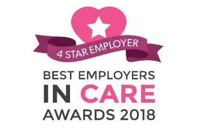 Best Employer in Care 2018