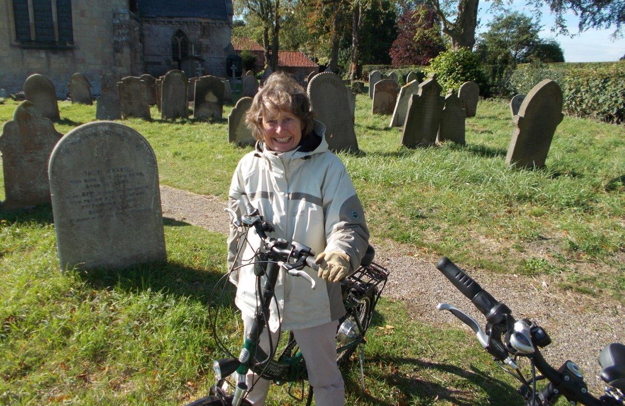 Mrs N Bike