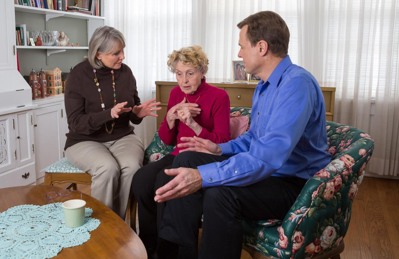 Top tips, helping parents, talk, concerns