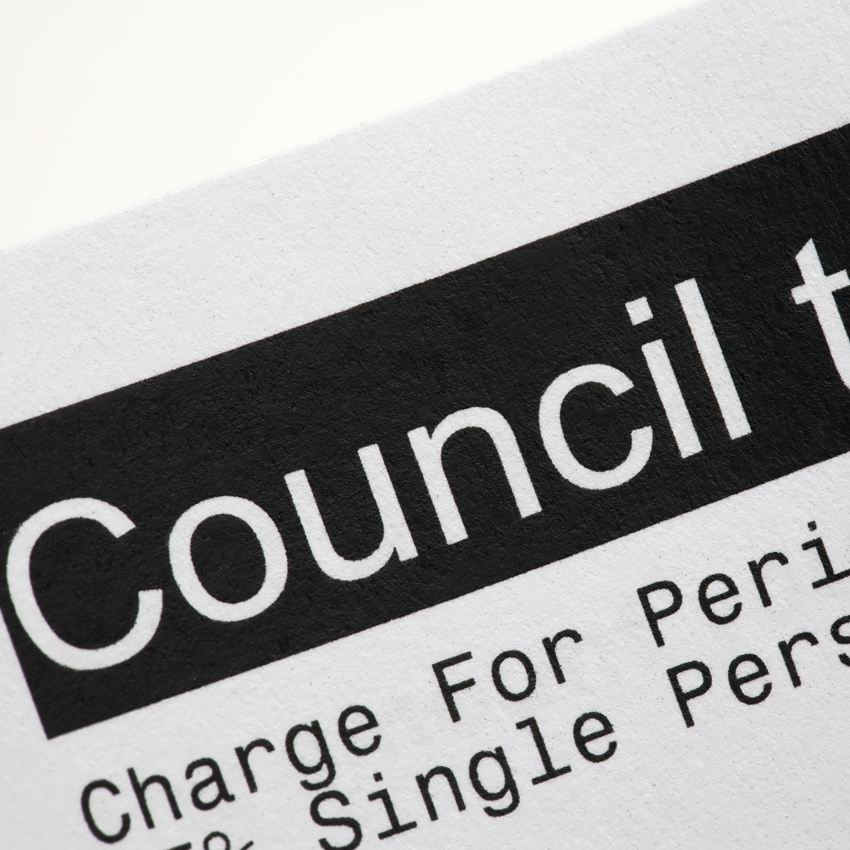 Council Tax Demand