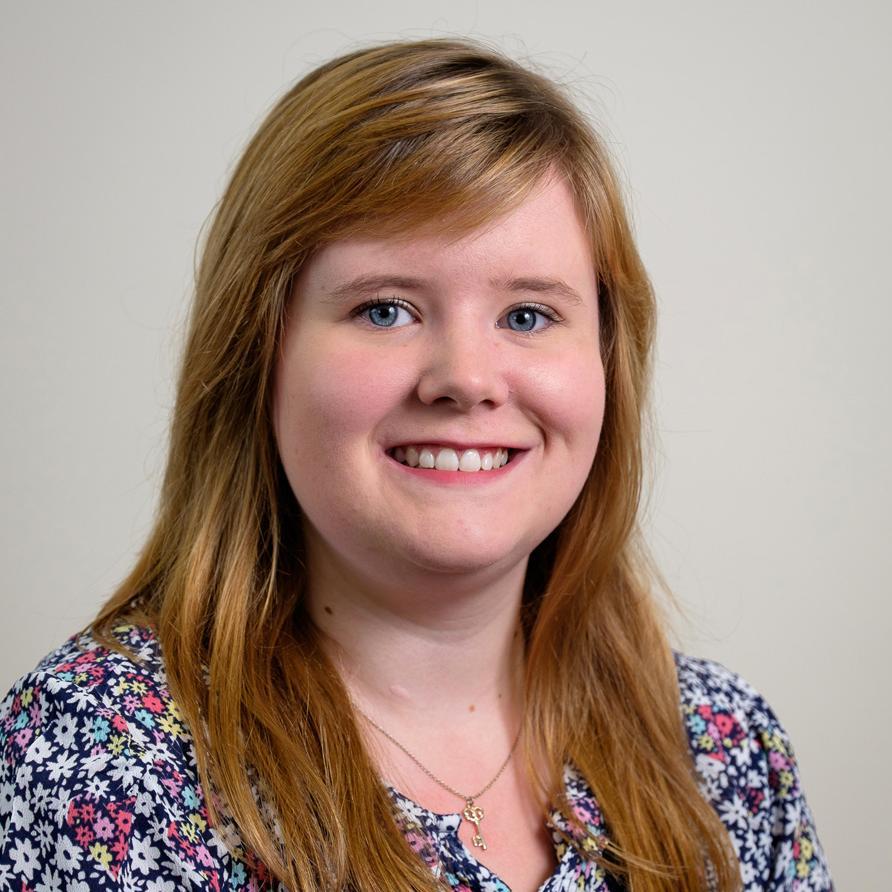 Recruitment and Retention Manager - Rebecca Darnell
