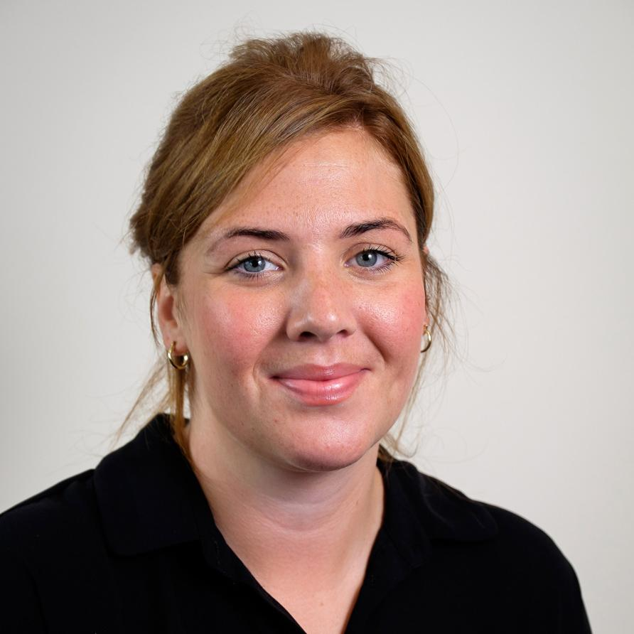 Client Services Manager - Lauren Keen