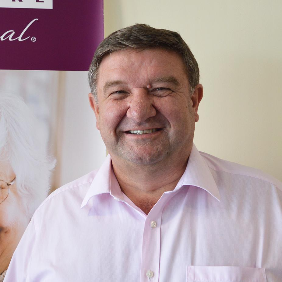 Mark Darnell Owner of East Northants Office