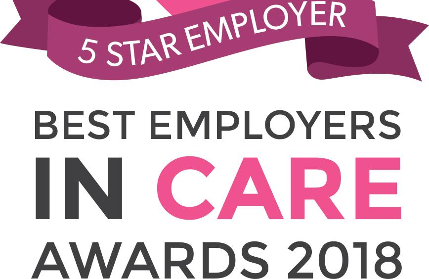Best Employers In Care 2018