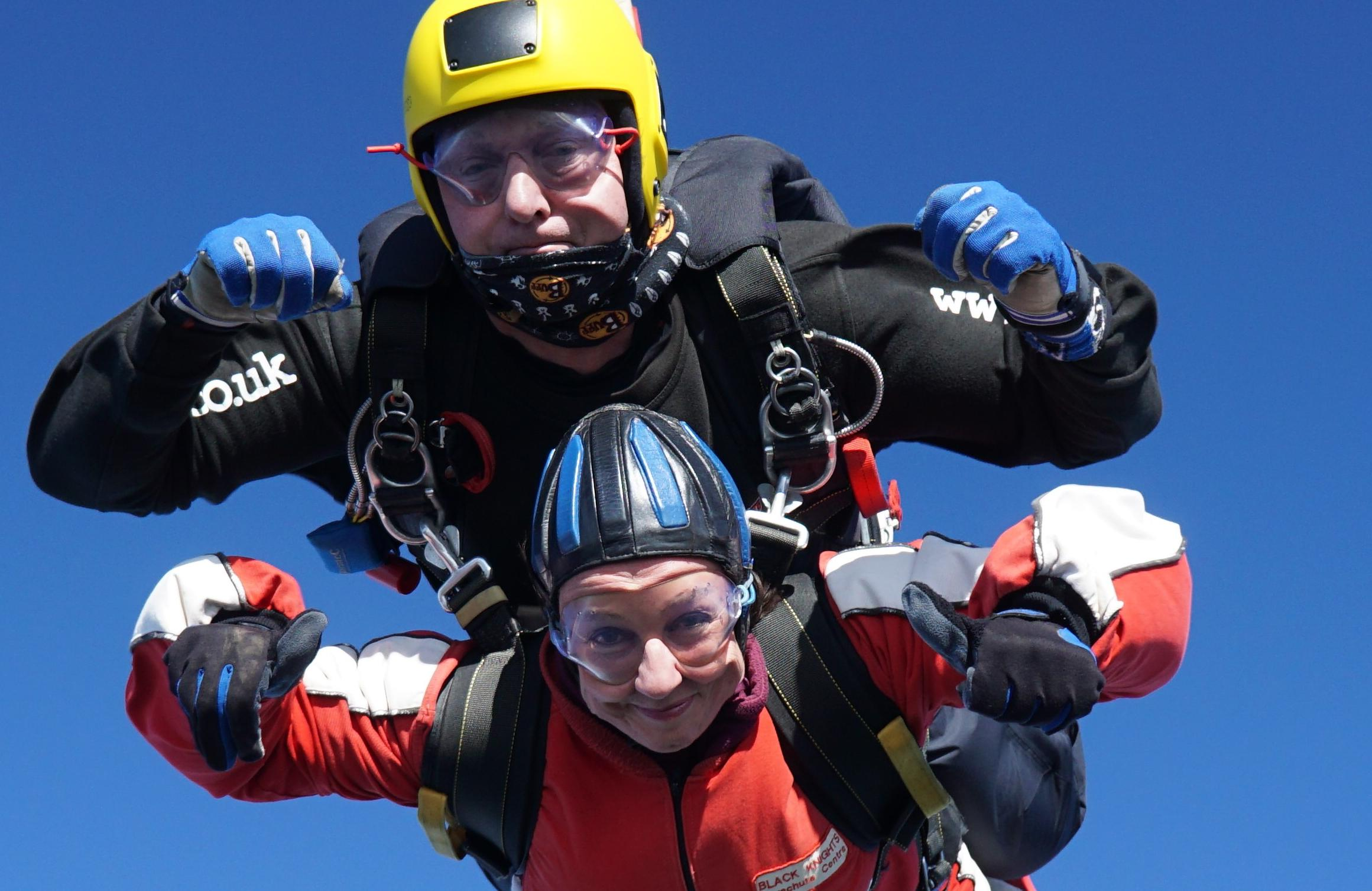 Skydive Completed