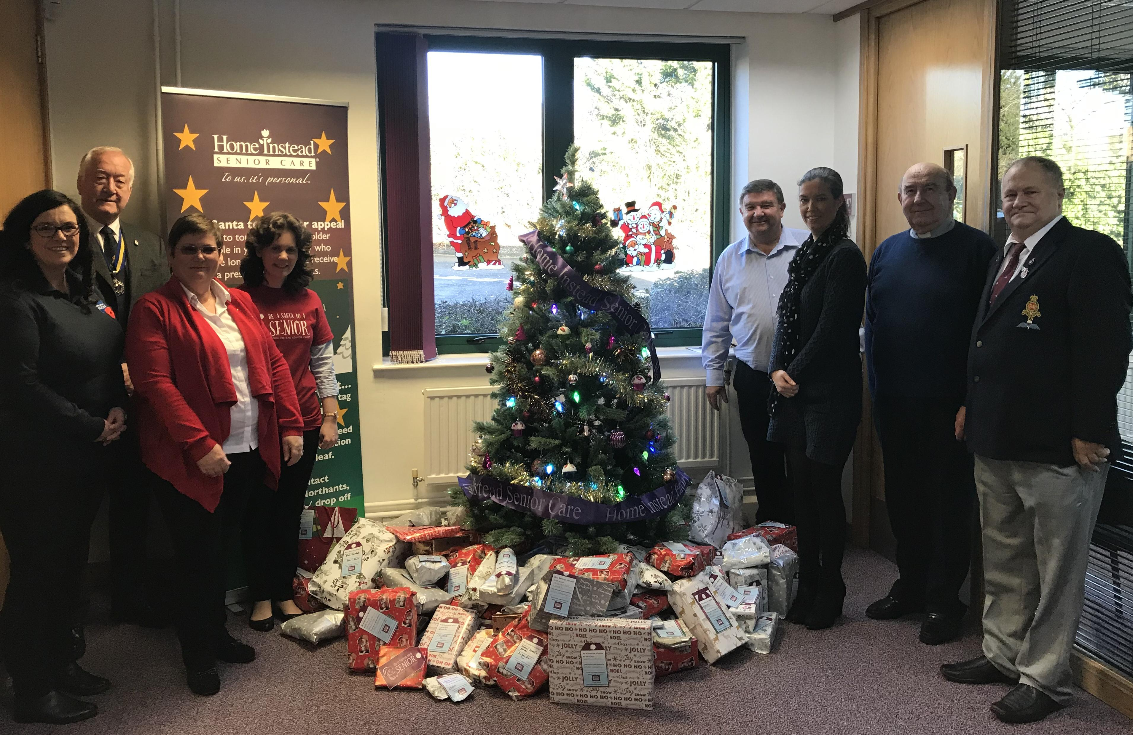 Christmas Gift Giving Scheme is a Huge Success!