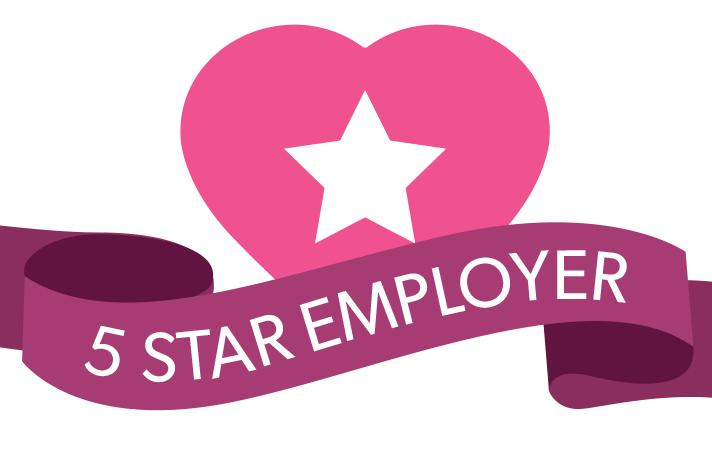 5 Star Employer Award