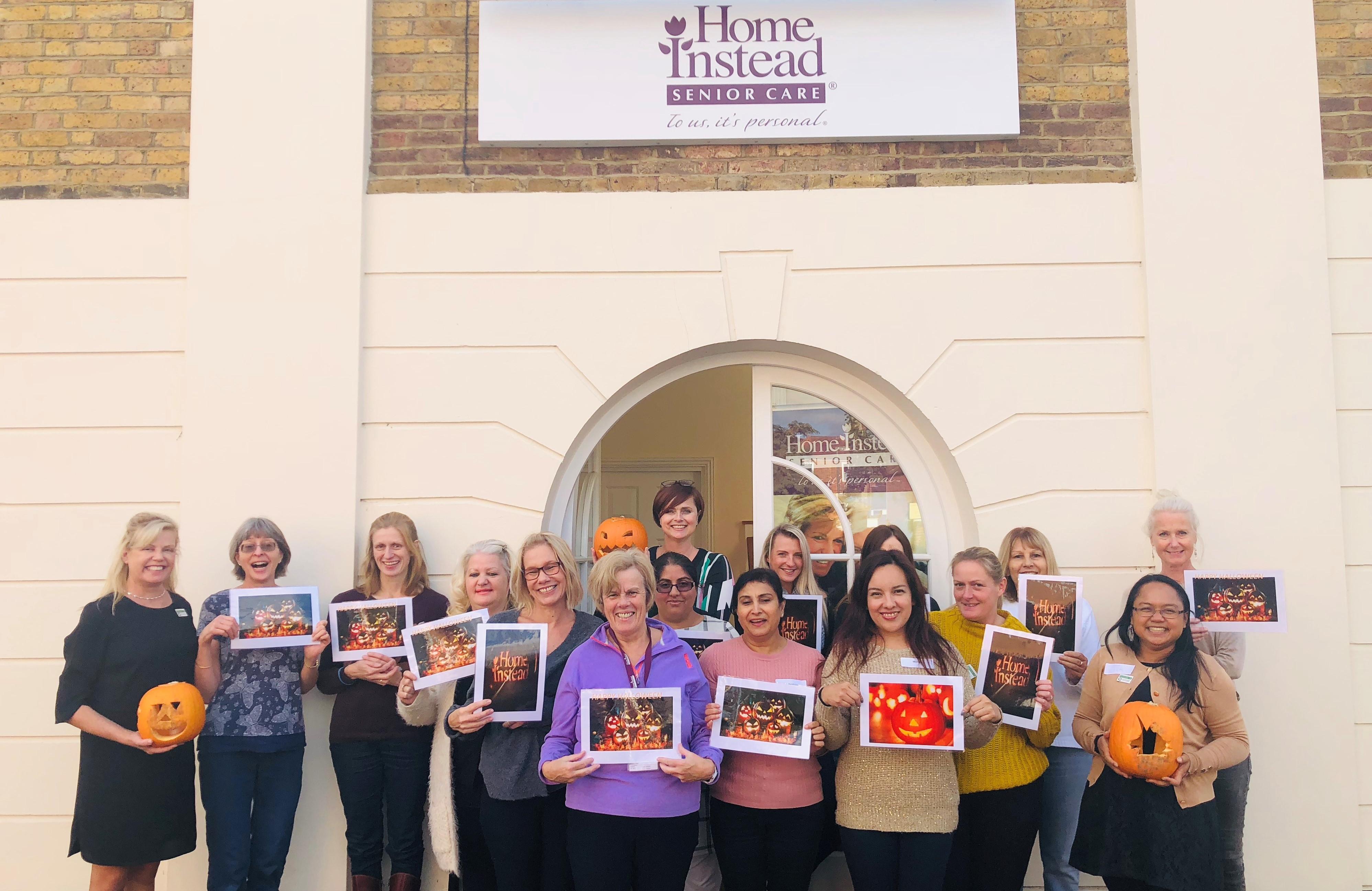 Home Care - High Quality - Award winning - CAREGivers - Windsor - Chertsey -1L