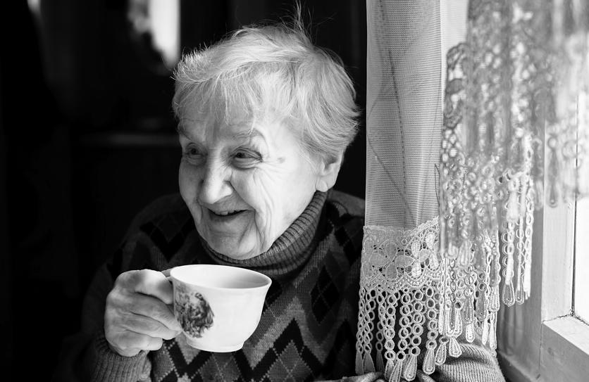 Elderly Tea