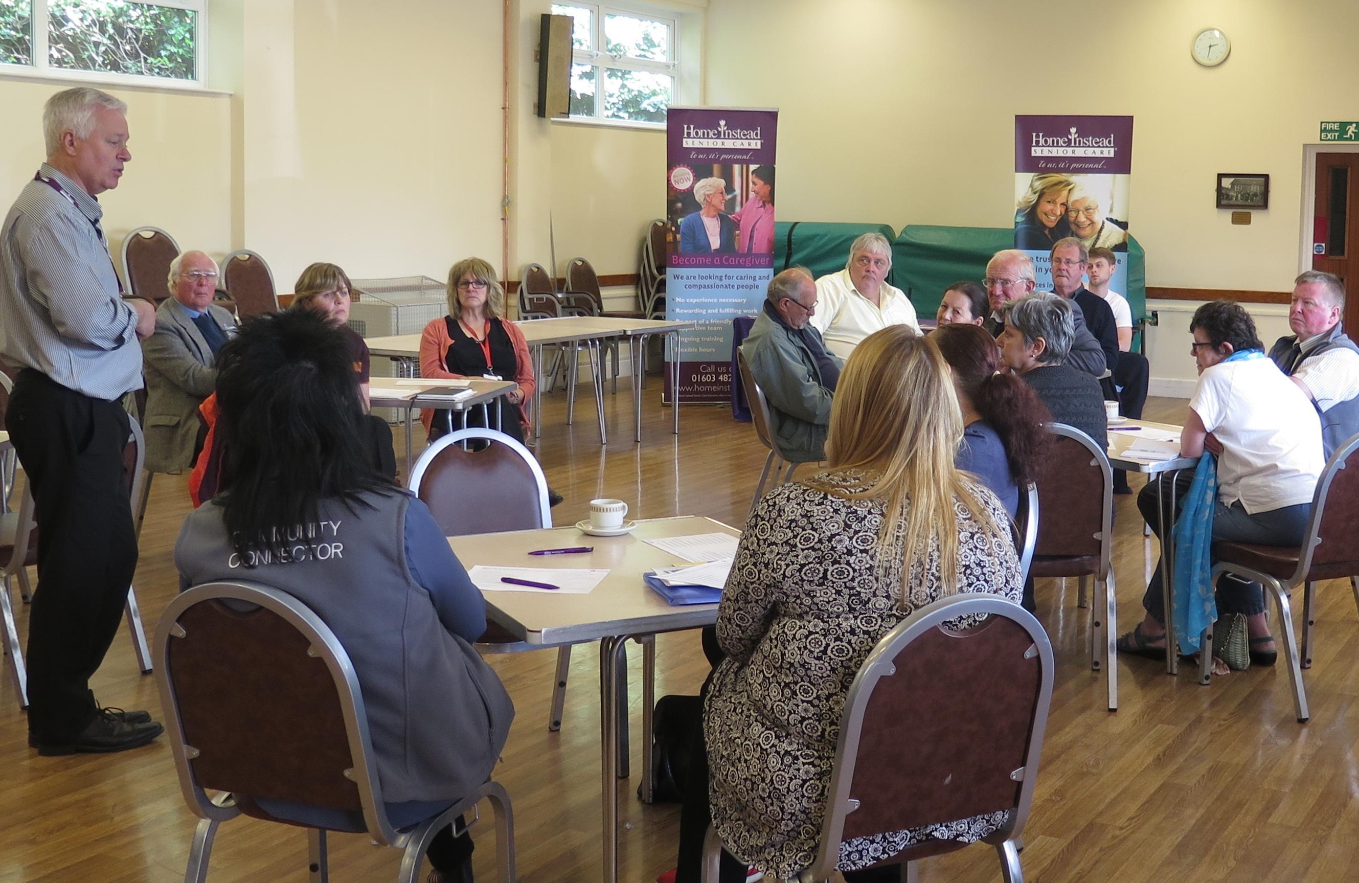 Home Instead Norwich creates 2000 dementia friends