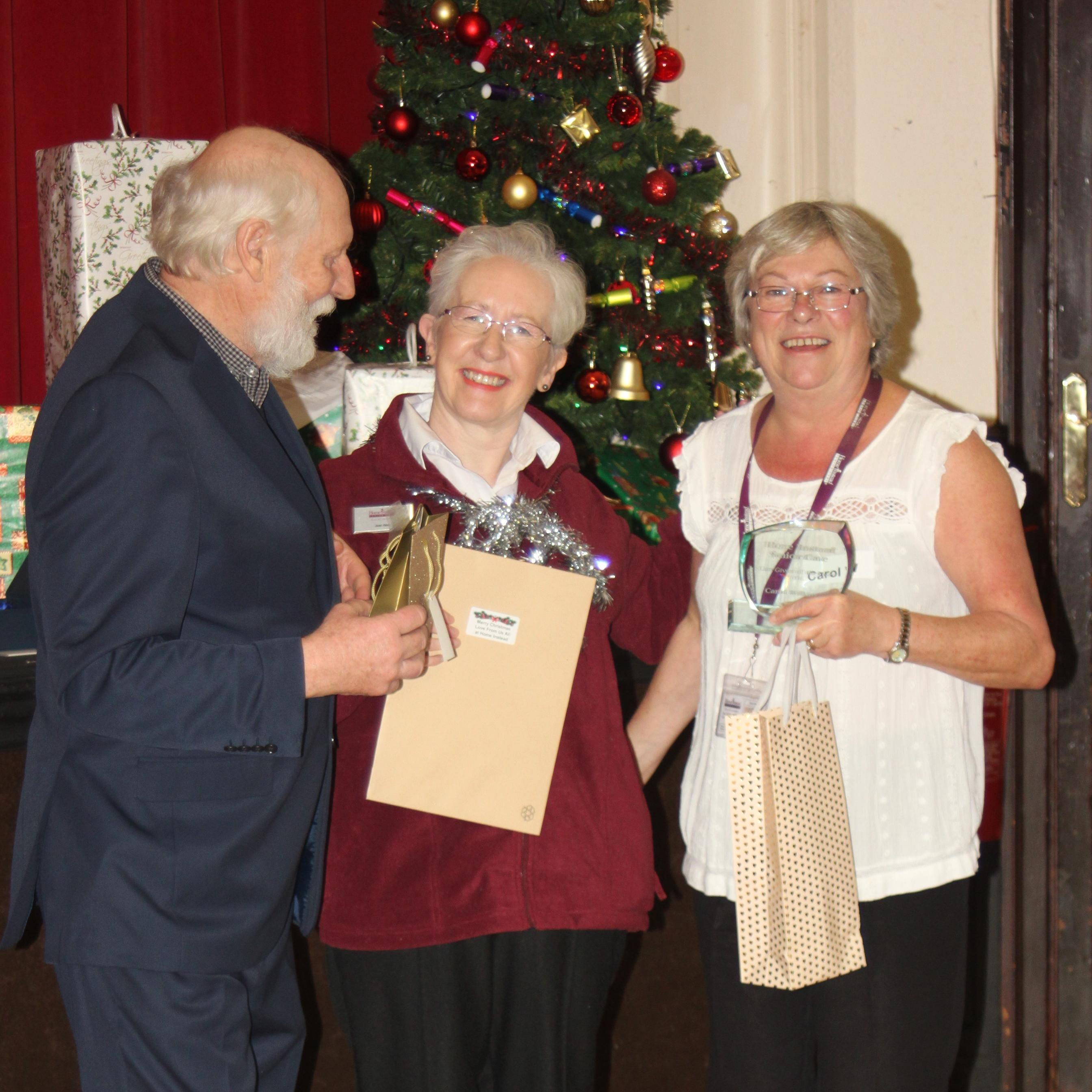Home Instead CAREGiver of the Year 2018