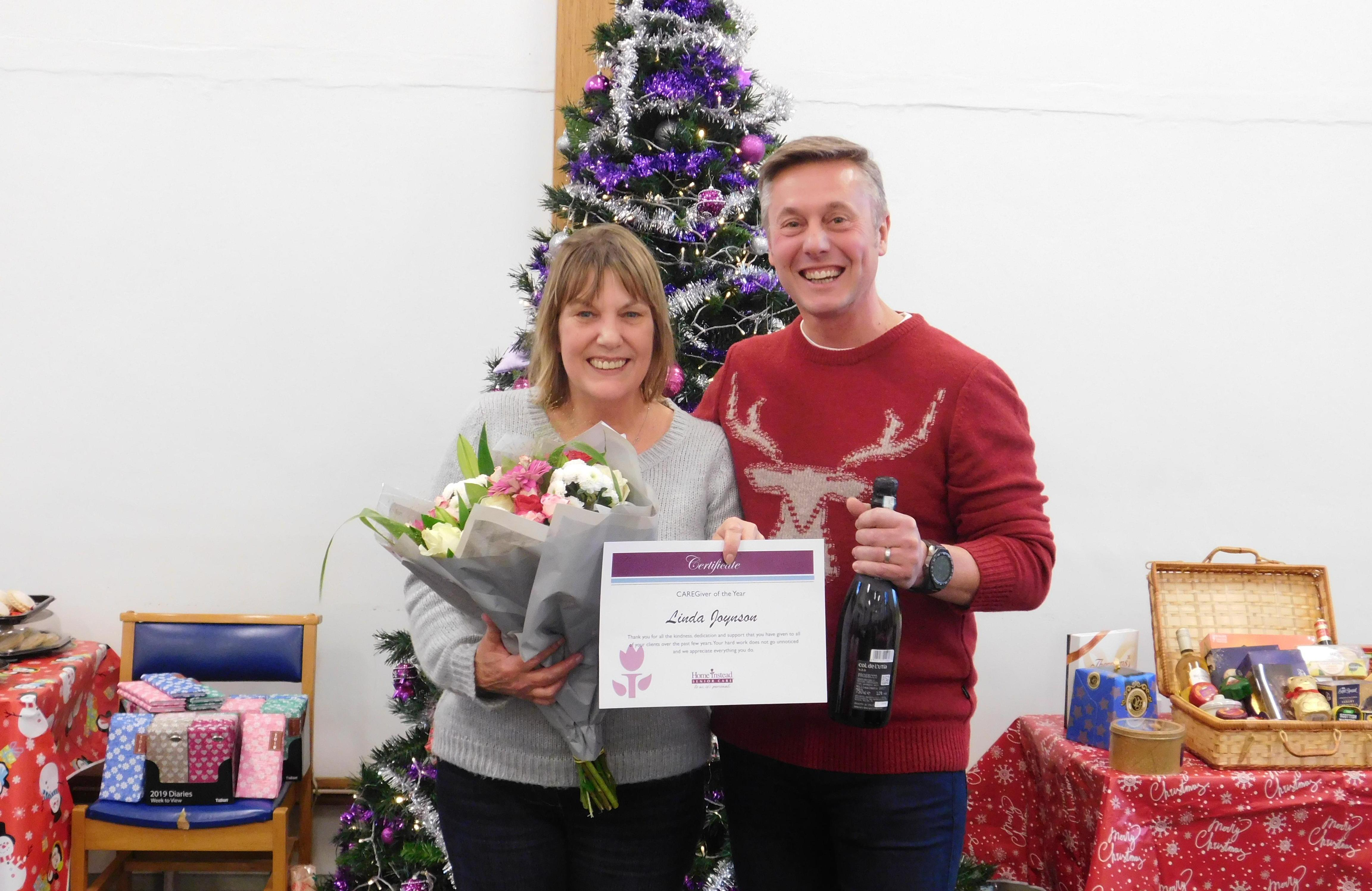 CAREGiver of the Year Award 2018 in Telford