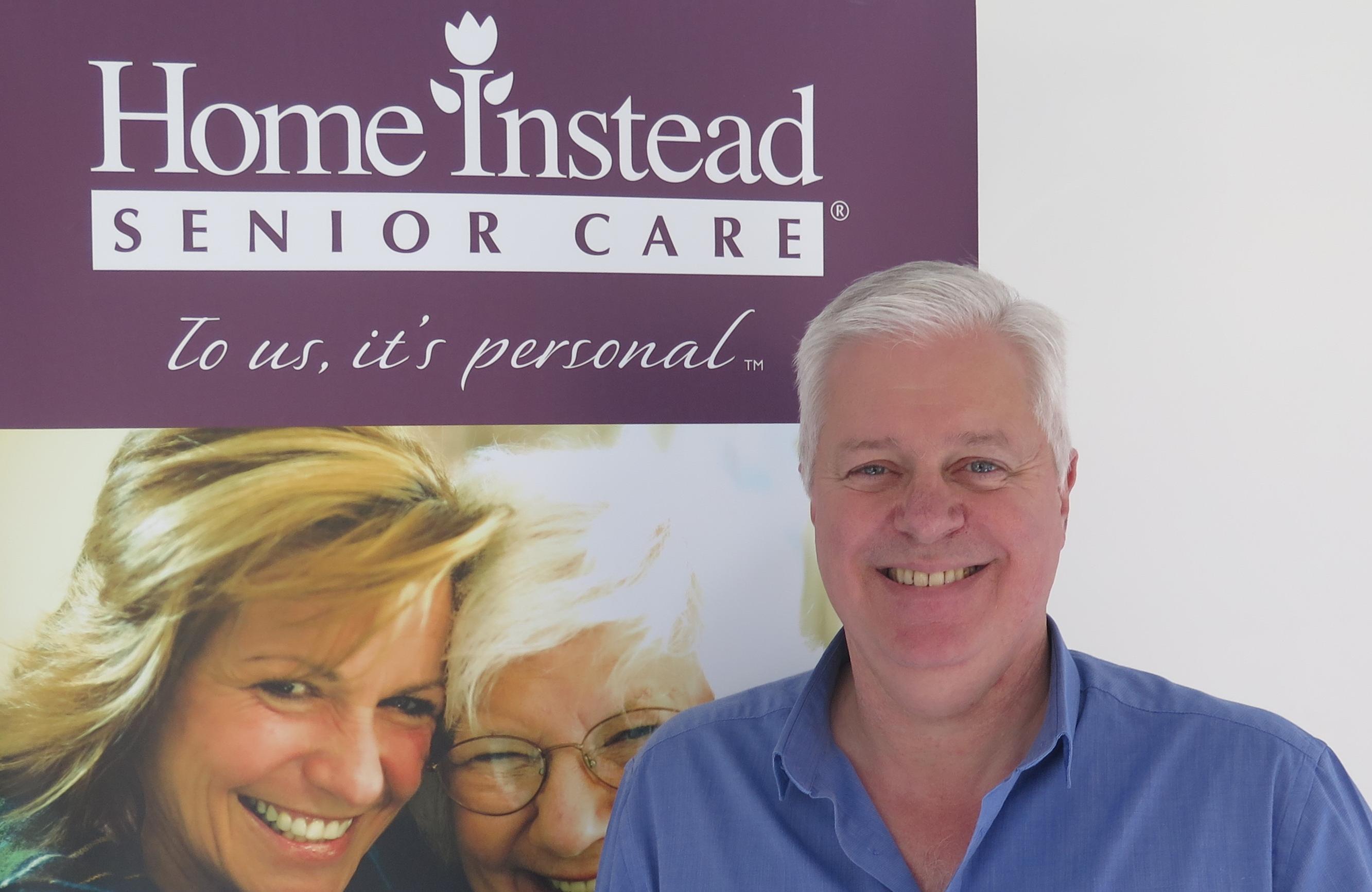 Mark Johnston, Family Dementia Trainer