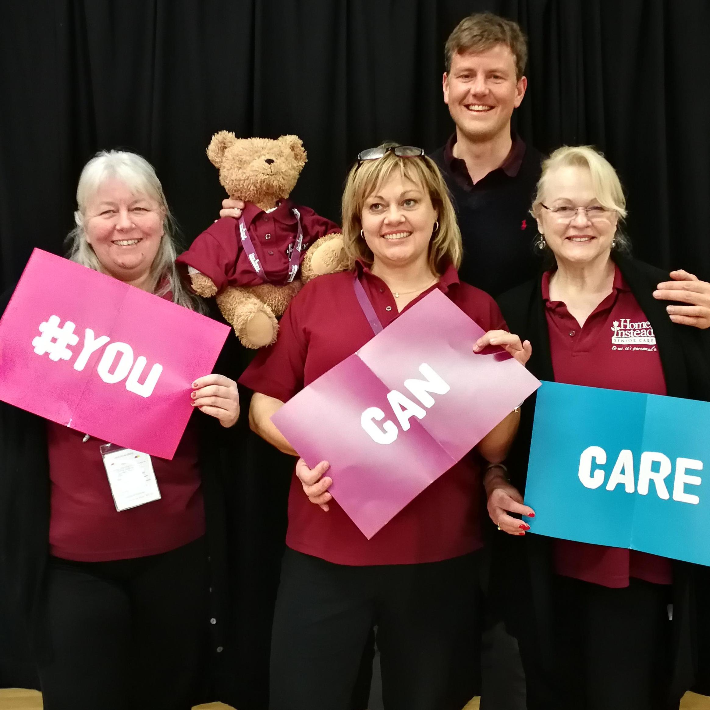 Join our team and discover that #YouCanCare
