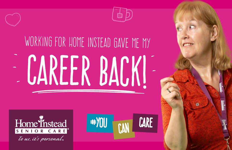 you can care campaign