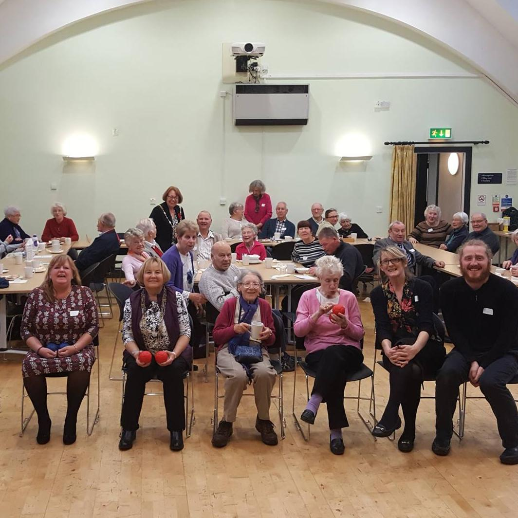 Dementia Forward's Wellbeing Cafe