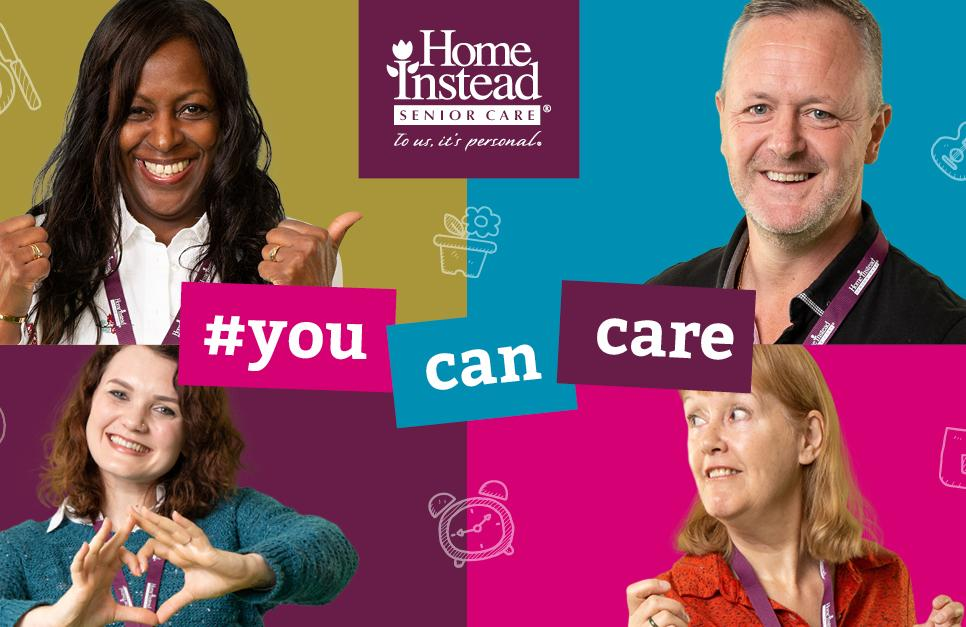 CAREGiver, youcancare, jobs,change, care