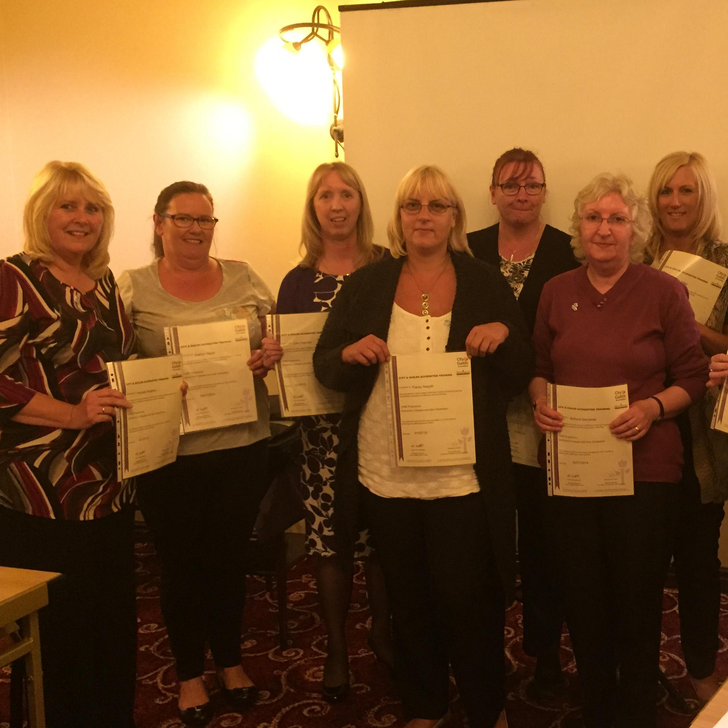 City & Guilds Accredited Dementia Course