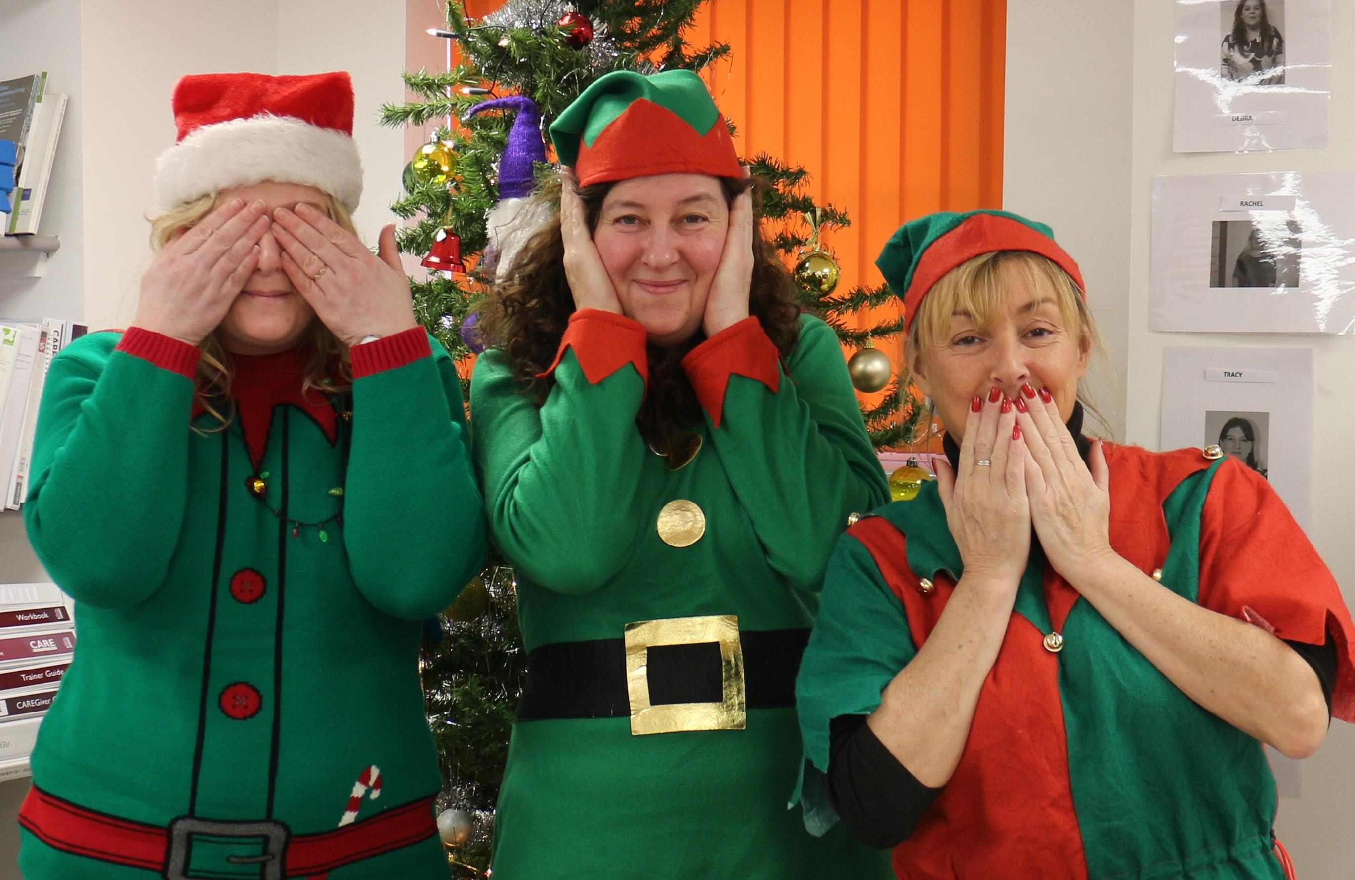 The three wise Elves