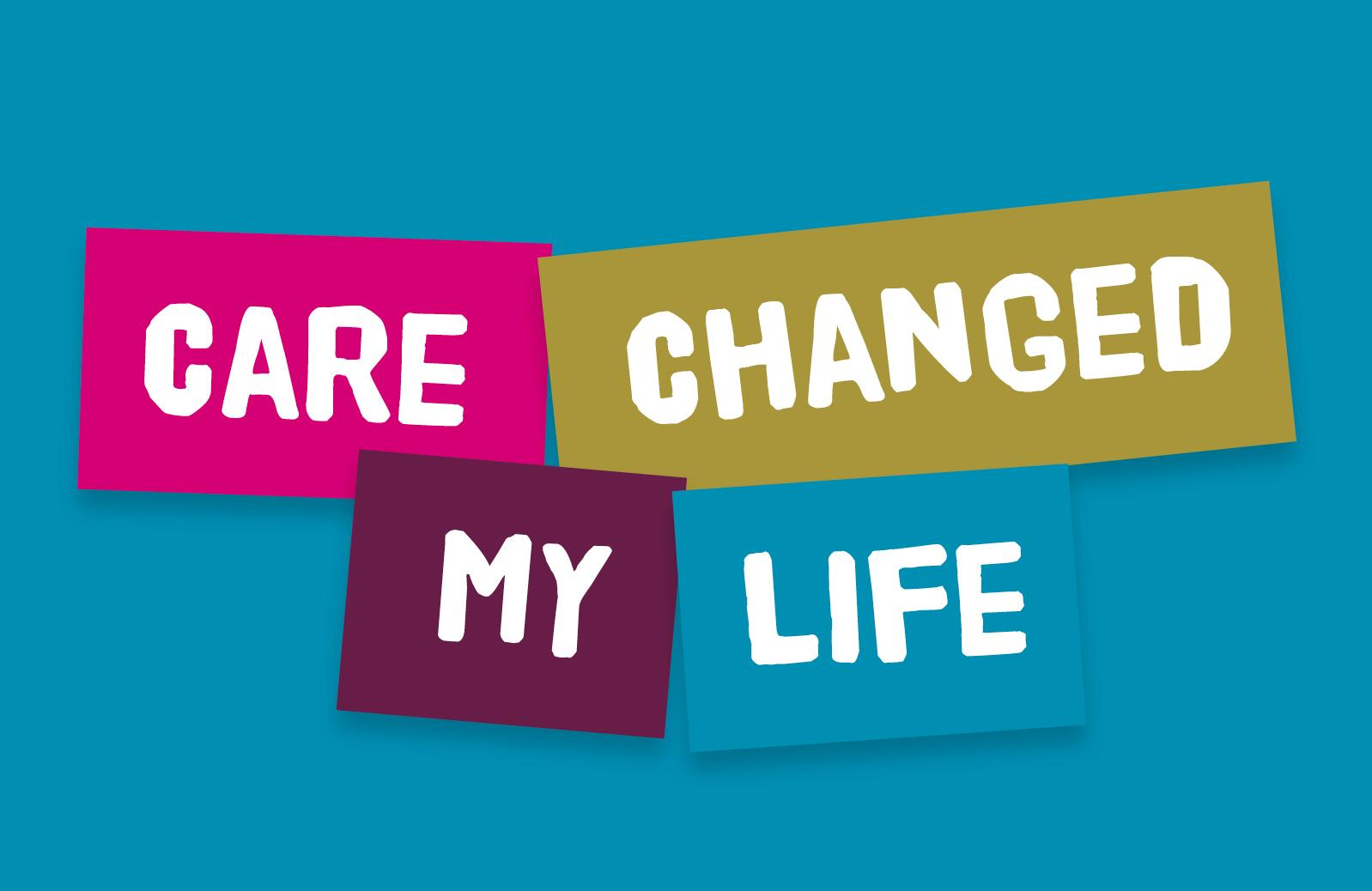 A role in care as a carer can change your life