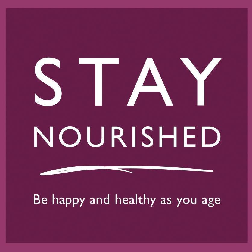Stay Nourished Logo