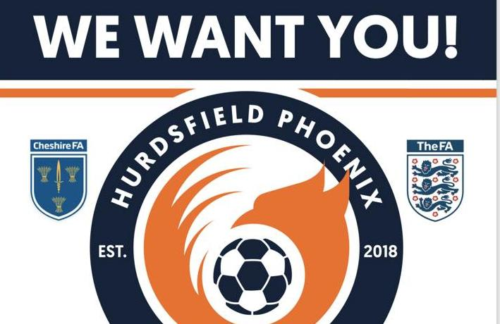 Hurdsfield Phoenix are looking for new members to join their youth teams