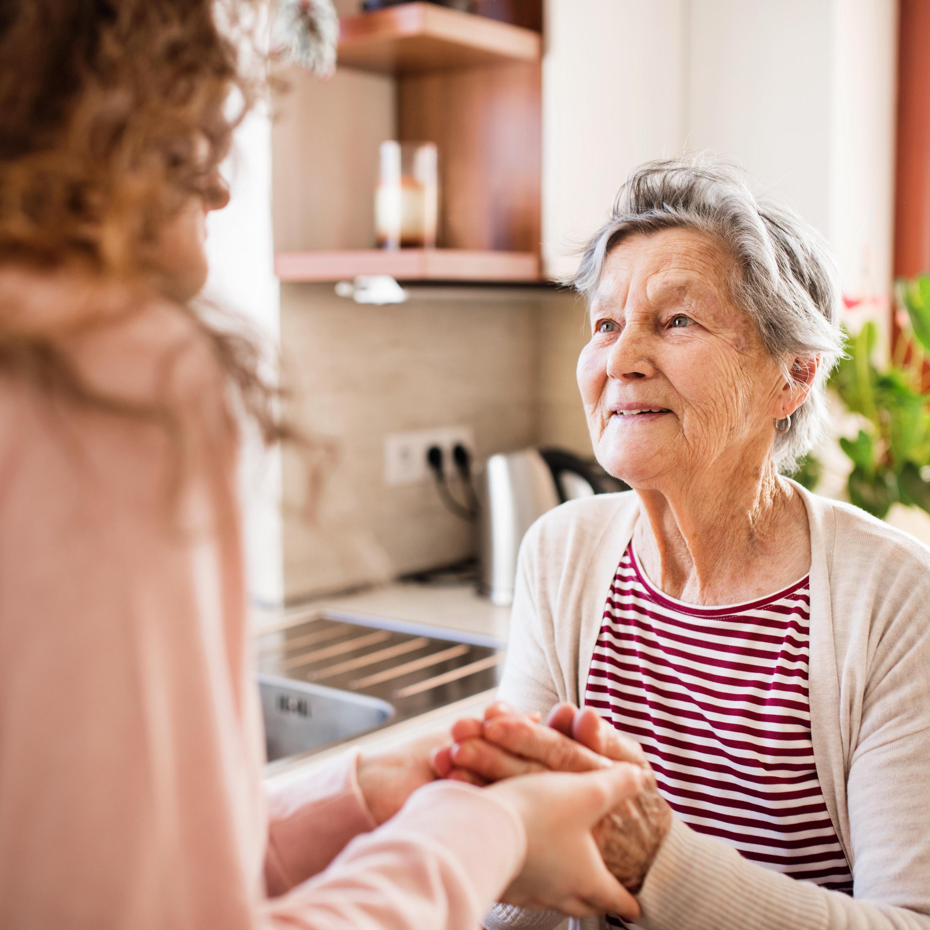 The importance of companionship for the elderly with dementia