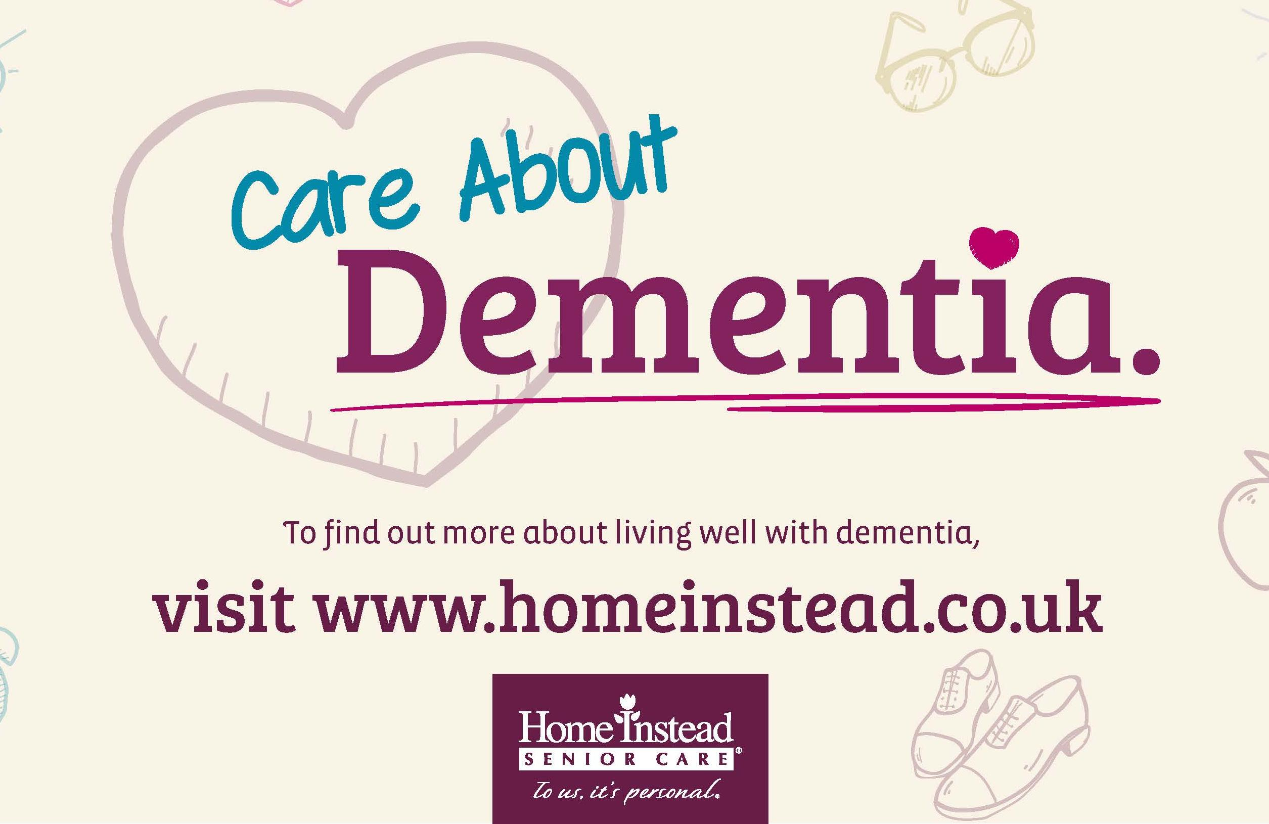 Care About Dementia Home Instead