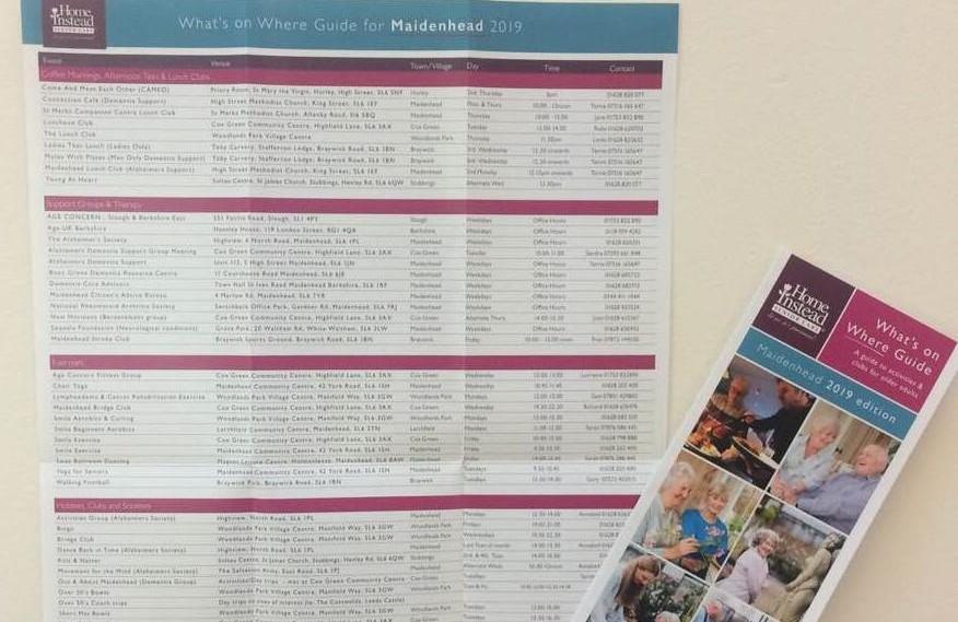 Maidenhead WoW Guide