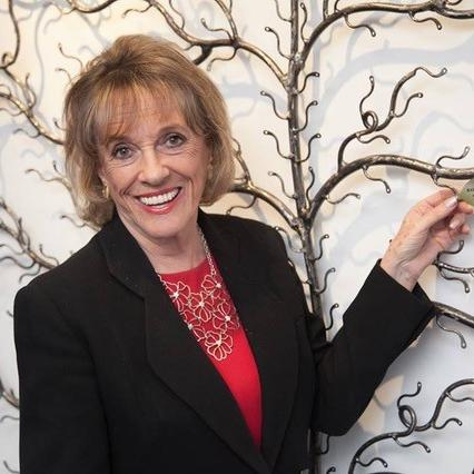 Photo of Dame Esther Rantzen for The Silver Line
