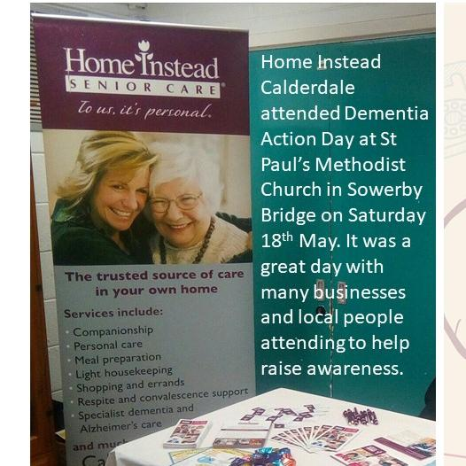 Dementia Action Day