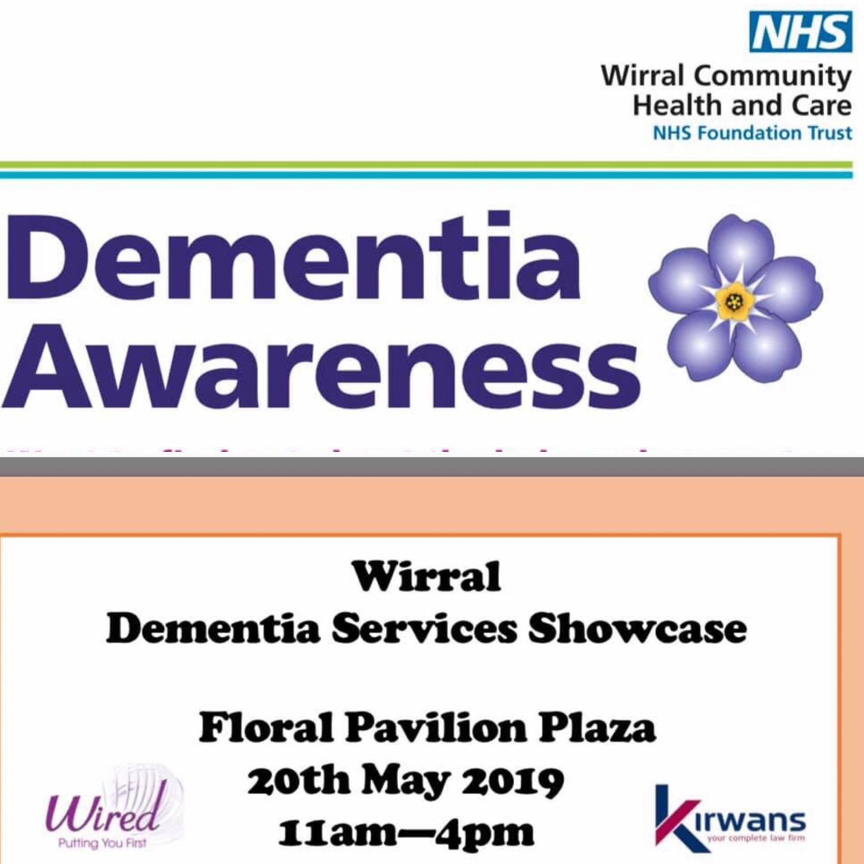 Wirral Dementia Services Showcase