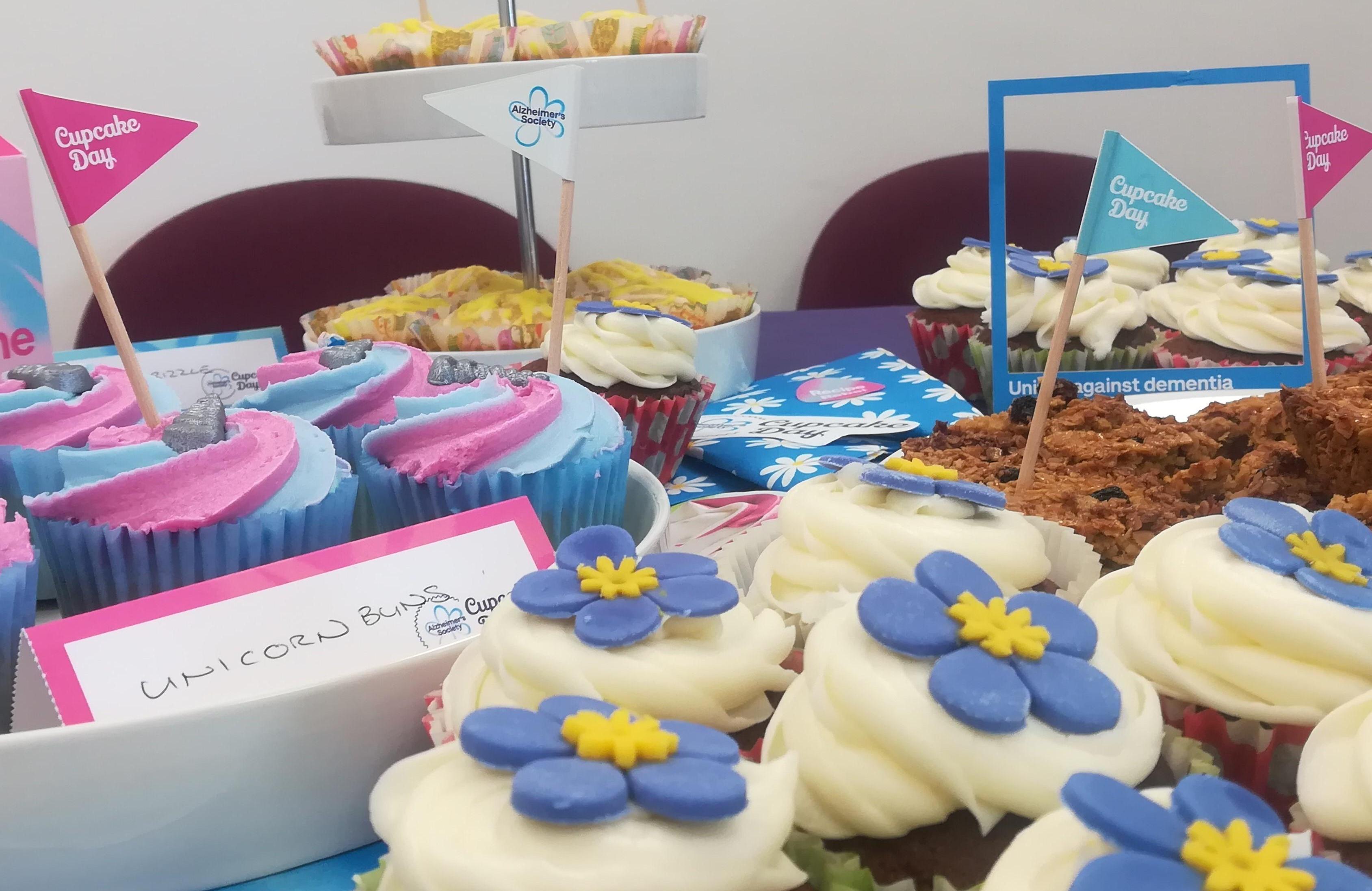 Dementia Cupcake Day