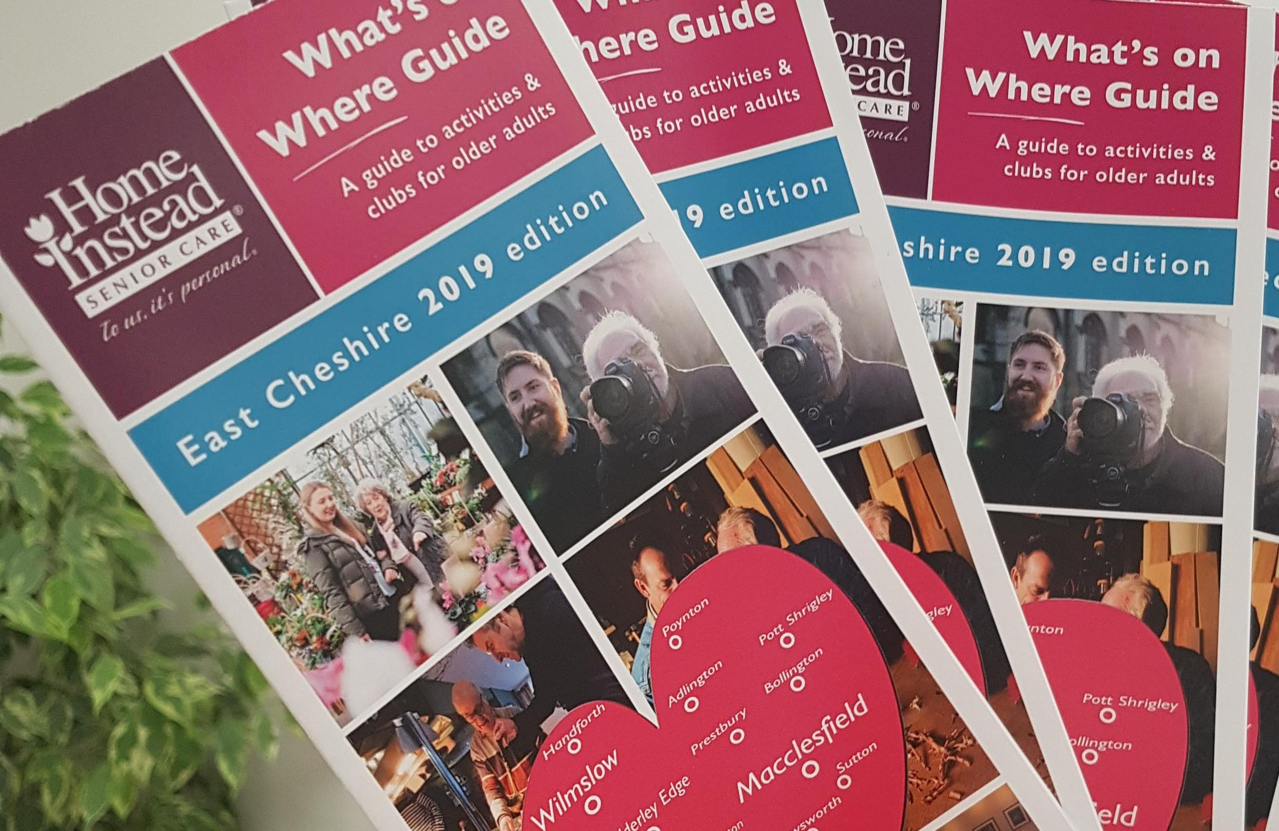 whats on where guide east cheshire wilmslow