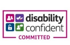 Disability Confident Committed Equal Opportunities Recruitment