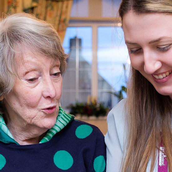 Home Instead CAREGivers dementia friends