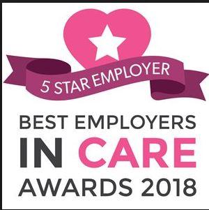 Smith & Henderson 5 Star Employer Award 2018